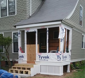 Framingham Area Deck Building